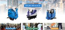 Máy vệ sinh công nghiệp